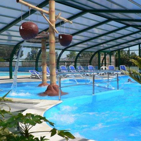 camping piscine couverte lac du jaunay